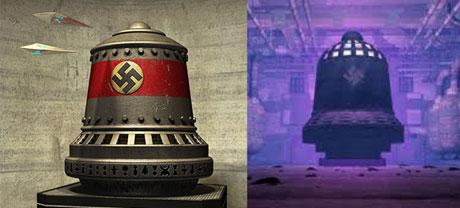 nacisti nlo