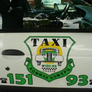 taksi komak