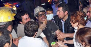 rudar turcija