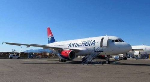 avion - er srbija