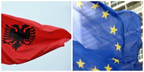 eu albanija
