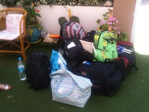 agencija turisti kuferi