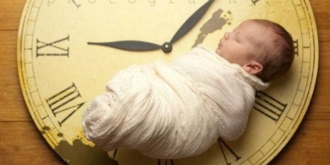 bebe vreme ragjanje