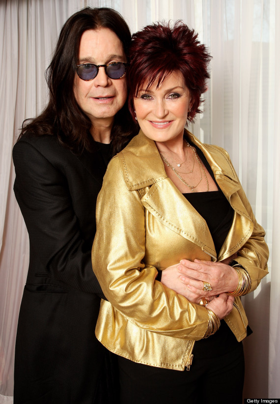 Ozzy And Sharon Osbourne Photocall