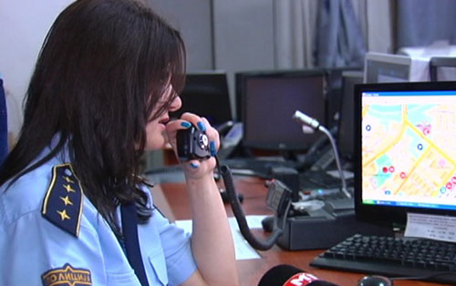 policija 192 call centar