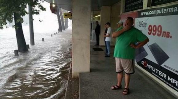poplavi bugarija