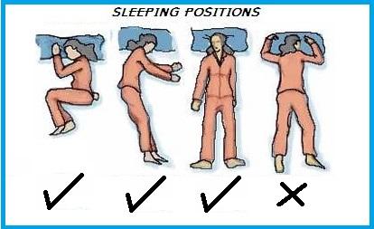 sleeping-position