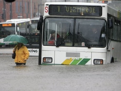 Slovenia Floods