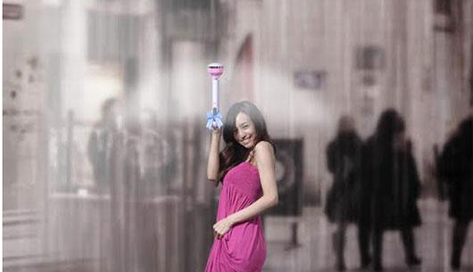 air-umbrella