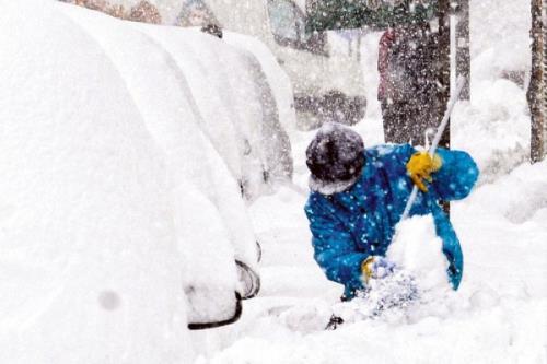 cistenje sneg