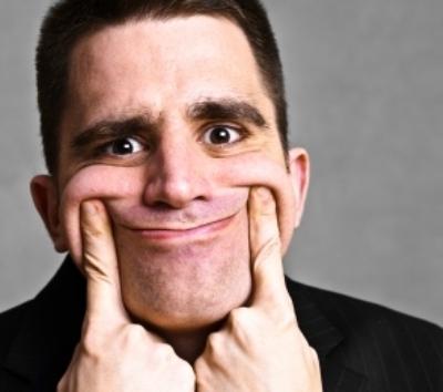 depresija smeenje lice