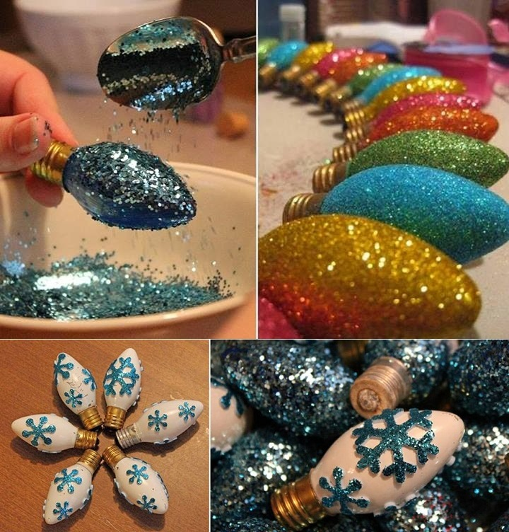 glittered-christmas-ornaments