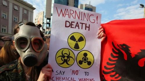 kosovo uranium