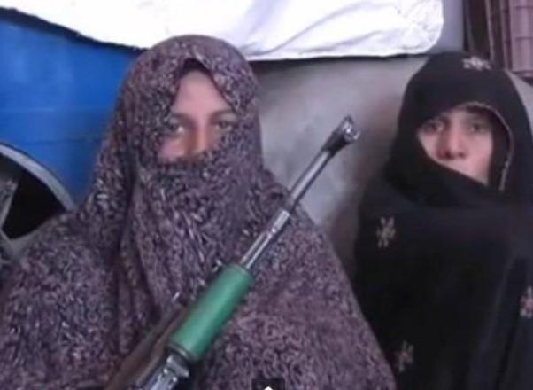 zena terorist islam