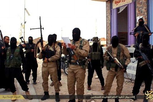 Isis teroristi