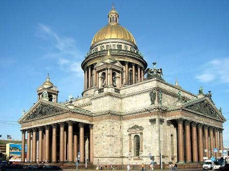 Saint-Isaac-s-Cathedral