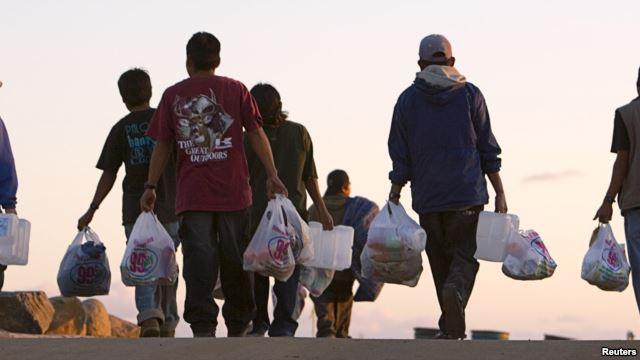 imigranti vrakjanje
