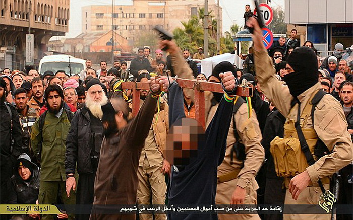 11Brutal Scenes from Syria - ISIS ISIL DAESH