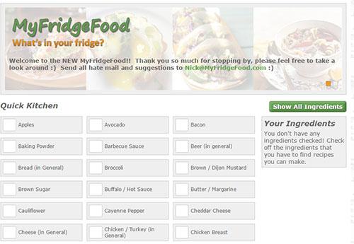 myfridgefood