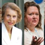 Ова се најбогатите жени во светот – Најбогатата има 36.1 милијарда долари