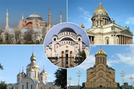 najgolemi pravoslavni objekti hramovi