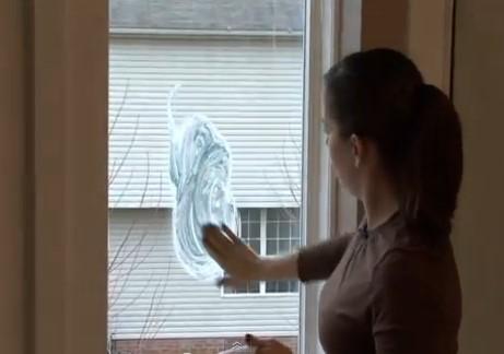 prozor cistenje