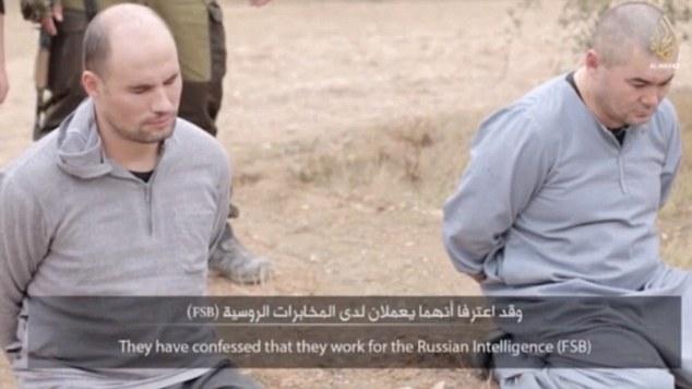 spion ruski isis