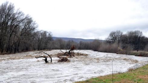 vardar izlean poplava
