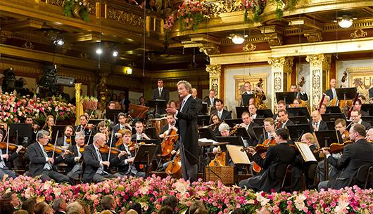 vienska filharmonija koncert