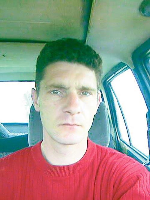 Уапсениот Милан Грујичиќ (39)