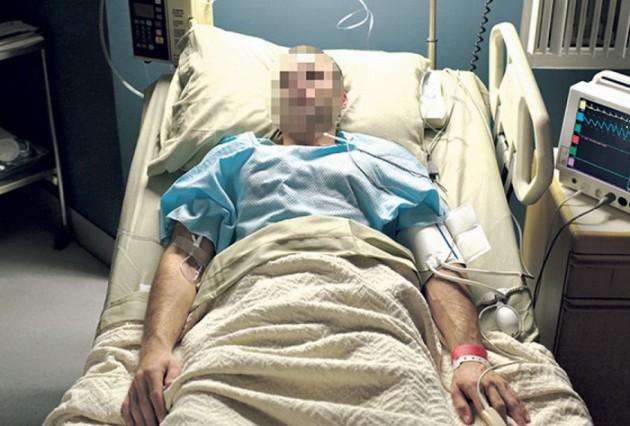 pacient bolnica