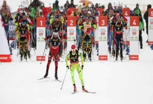 skijanje skijac
