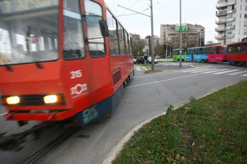 tramvaj belgrad