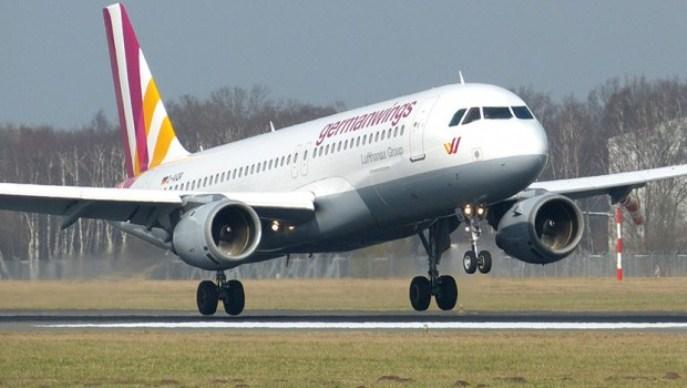 german wings avion