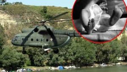 helikopter bebe