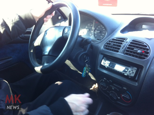 kola volan sofer mk2
