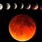Следете го во живо затемнувањето на месечината