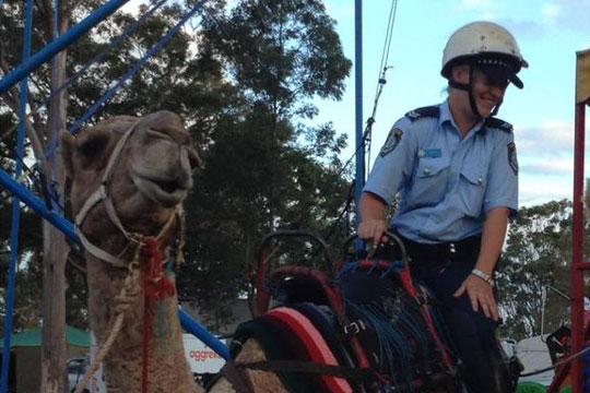 policajci kamila