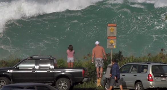 bran cunami