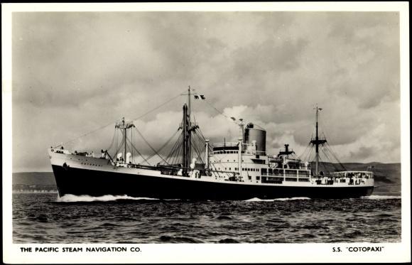 brod cotopaxi