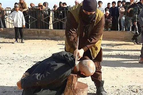 egzekucija teroristi