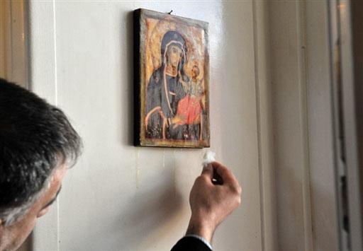 RELIGION-CHRISTIANITY-ORTHODOX-OFFBEAT