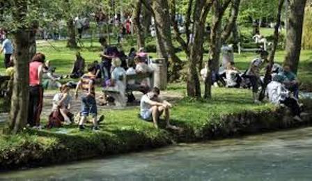 park lugje 1 maj