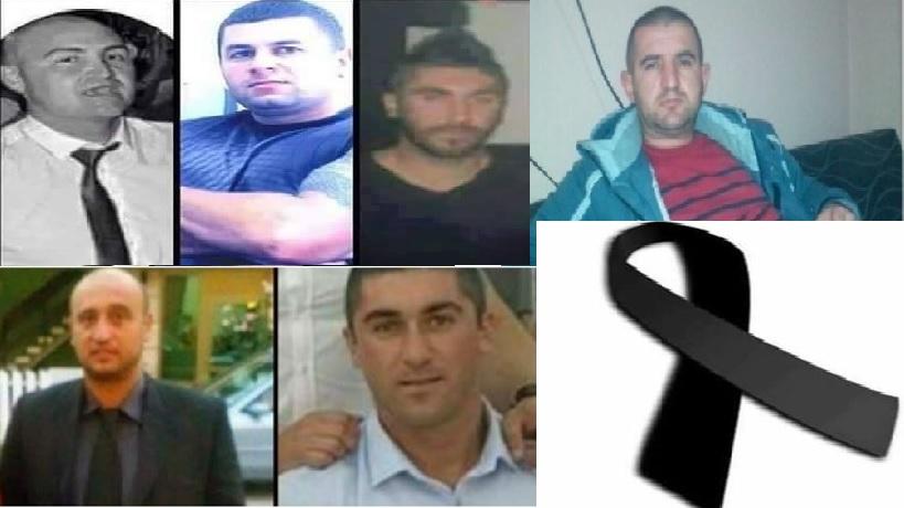 zaginati policajci
