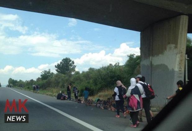 migranti pod most mk