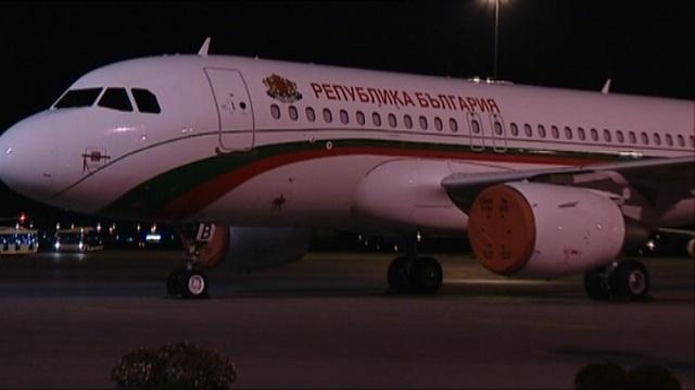 borisov avion bugarija