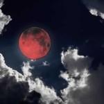 """Викендов целосно затемнување на Месечината и феномен на ,, Супер Месечина"""""""