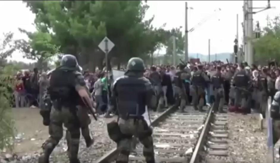 migranti policija