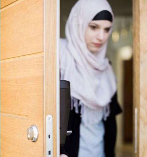 muslimanka samija