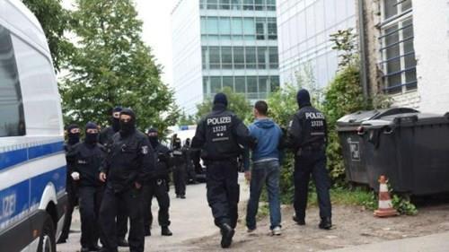 GERMANIJA POLICIJA ISIS